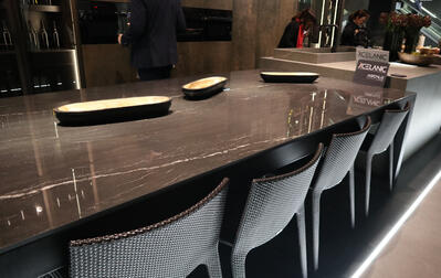 big slabs used in tables